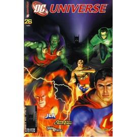 Dc Universe N� 26 : Recherche Hal Jordan
