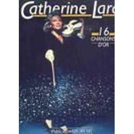 Catherine LARA 16 Chansons d'or