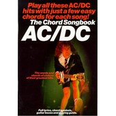 Ac/Dc: The Chord Songbook Voix Et Accords