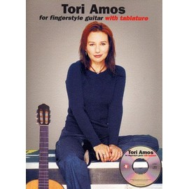 Tori Amos For Fingerstyle Guitar Guitar Tab