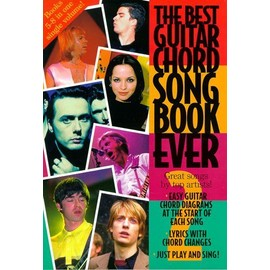 The Best Guitar Chord Songbook Ever 2 Voix et accords