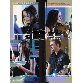 The Best of The Corrs Piano, Vocal & Guitar (with Chord Boxes)