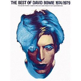 The Best Of David Bowie 1974/1979 Piano,  Vocal & Guitar (with Chord Boxes)