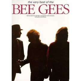 The Very Best Of The Bee Gees Piano,  Vocal & Guitar (with Chord Boxes)