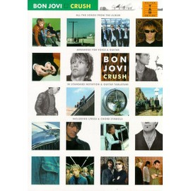Bon Jovi: Crush Guitar Tab
