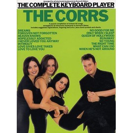 The Complete Keyboard Player : The Corrs Keyboard