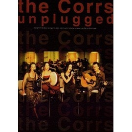 The Corrs: Unplugged Piano, Vocal & Guitar (with Chord Boxes)