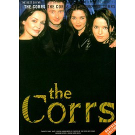 Corrs: The Best So Far (New Edition) Piano, Vocal & Guitar (with Chord Boxes)