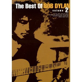 Dylan,  Bob [The Best Of Volume 2[ Piano,  Vocal & Guitar (with Chord Boxes)
