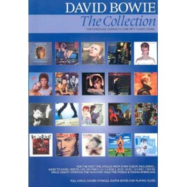 David Bowie: Chord Songbook Voix et accords