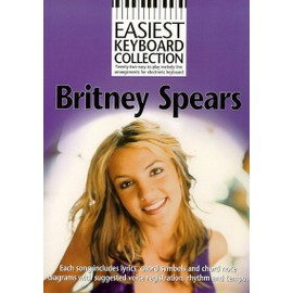 Easiest Keyboard Collection: Britney Spears