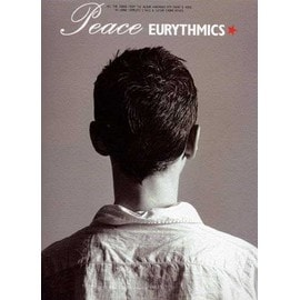 Eurythmics: Peace Piano, Vocal & Guitar (with Chord Boxes)