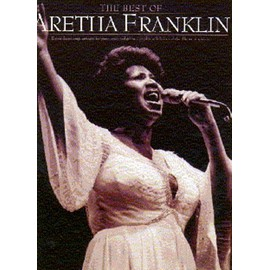 The Best Of Aretha Franklin Piano, Vocal & Guitar (with Chord Boxes)