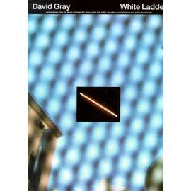 David Gray: White Ladder Piano,  Vocal & Guitar (with Chord Boxes)