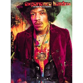 The Best Of Jimi Hendrix:Experience Hendrix (Transcribed Score)