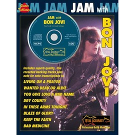 Jam With Bon Jovi Guitar Tab