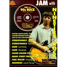 Jam With...Nineties Rock Guitar Tab