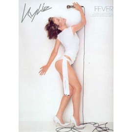 Kylie Minogue: Fever Piano, Vocal & Guitar (with Chord Boxes)