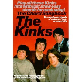 The Kinks: The Chord Songbook Voix et accords
