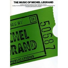 The Music Of Michel Legrand Piano