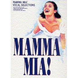Mamma Mia ! Vocal Selections Piano, Vocal & Guitar (with Chord Boxes)