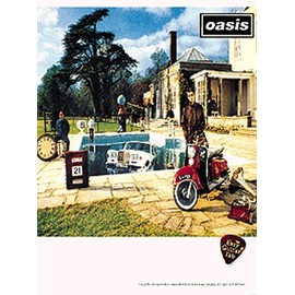 Oasis:Be Here Now Easy Guitar Tab