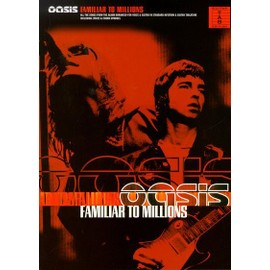 Oasis: Familiar To Millions Guitar Tab