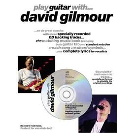 Play Guitar With... David Gilmour Guitar Tab