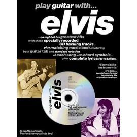 Play Guitar With... Elvis Presley Guitar Tab