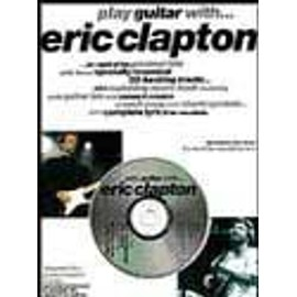 Play Guitar With... Eric Clapton Guitar Tab