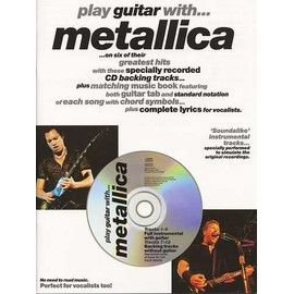 Play Guitar With... Metallica Guitar Tab
