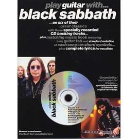 Play Guitar With¿ Black Sabbath Guitar Tab