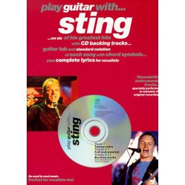 Play Guitar With... Sting Guitar Tab