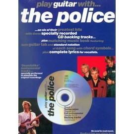 Play Guitar With¿ The Police Guitar Tab