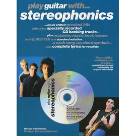 Play Guitar With¿ Stereophonics Guitar Tab