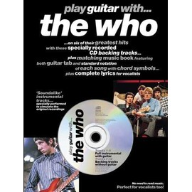 Play Guitar With... The Who Guitar Tab
