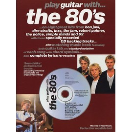 Play Guitar With¿ The 80's Guitar Tab