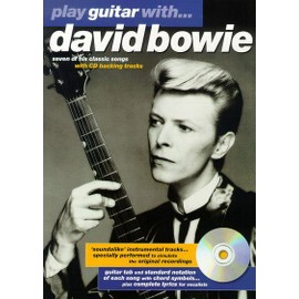 Play Guitar With¿ David Bowie Guitar