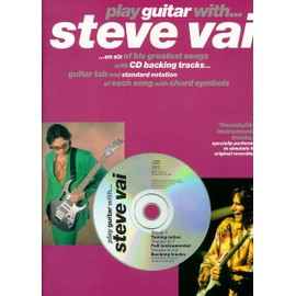 Play Guitar With¿ Steve Vai Guitar Tab