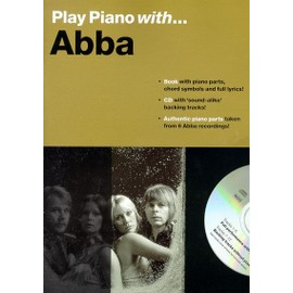Play Piano With¿ Abba Piano