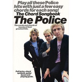 The Police Chord Songbook Voix et accords