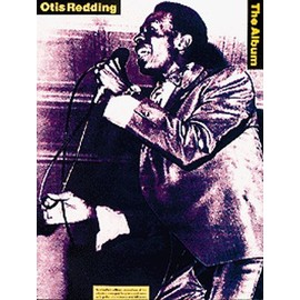 The Otis Redding Album Piano, Vocal & Guitar (with Chord Boxes)