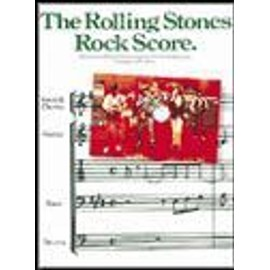 The Rolling Stones: Rock Score Score for small band