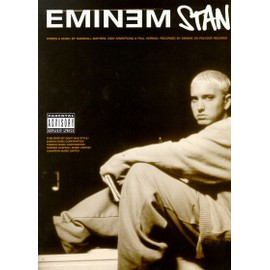 Stan (Eminem) Piano, Vocal & Guitar (with Chord Boxes)