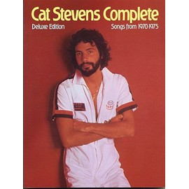 Cat Stevens: Complete Piano, Vocal & Guitar (with Chord Boxes)