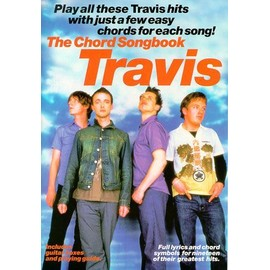 Travis: The Chord Songbook Voix et accords