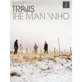 Travis: The Man Who Piano, Vocal & Guitar (with Chord Boxes)