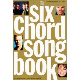 6 Chord Songbook Gold Voix et accords