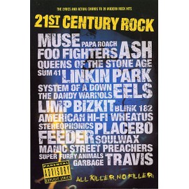 21st Century Rock Chord Songbook