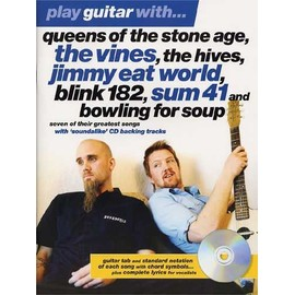 Play Guitar With... Queens Of The Stone Age, The Vines, The Hives, Jimmy Eat World, Blink 182, Sum 41 And Bowling For Soup Guitar